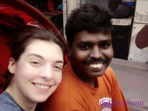Sempat Viral! Pasangan Beda Kulit Ini di Pertemukan Oleh Facebook