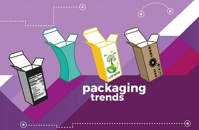 product packaging label trends retail store products ecommerce shop