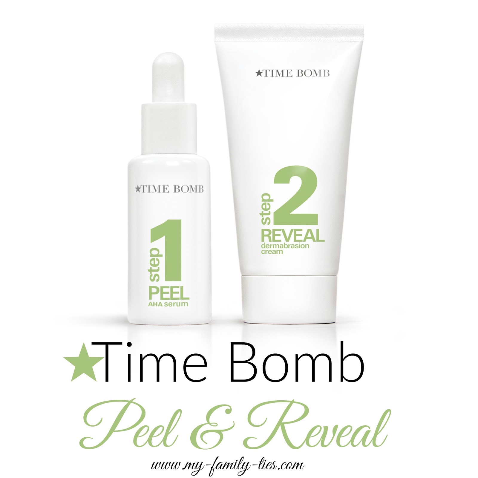 Time-Bomb-Throwback-Thursday-Overnight-Peel-And-Reveal-Kit-An-Overnight-Treatment-for-Exfoliated-skin-www.my-family-ties.com-My-Family-Ties-Blog
