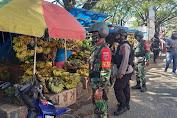 Batalyon C Perkuat Sinergitas dan Soliditas Dengan Kodim 1407 Bone Melalui Patroli Bersama