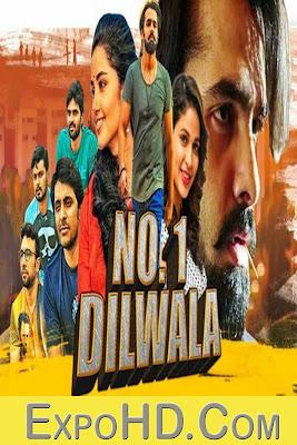 No. 1 Dilwala (Vunnadhi Okate Zindagi) 2019 Download Full HD 1080p|| 330MB Watch Online