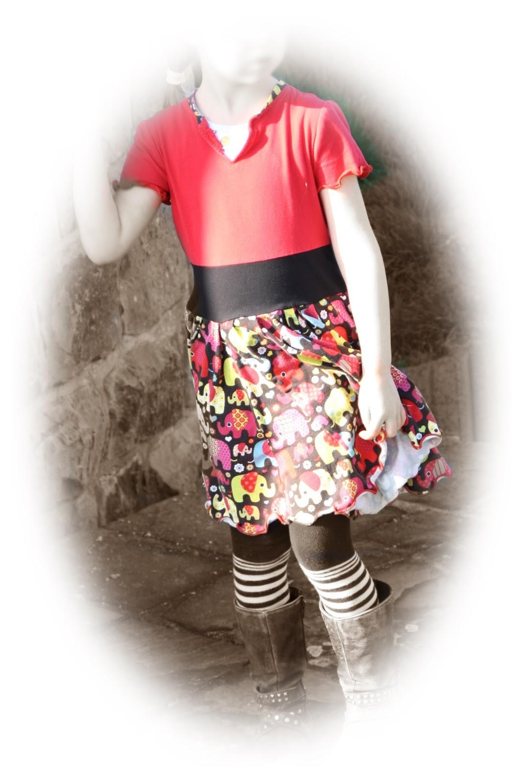 resibesi: Mama ich brauche ein Kleid ...
