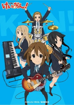 Sinopsis Anime K-On!
