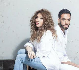 كلمات اغنية مش ملاحظ حاجه رامي جمال وناريمان