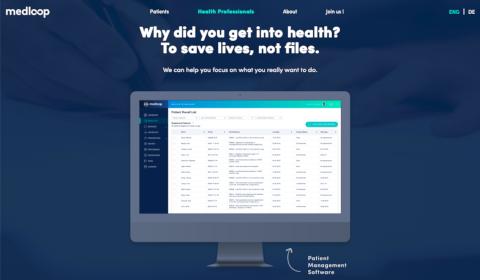 Medloop pour les professionnels de santé