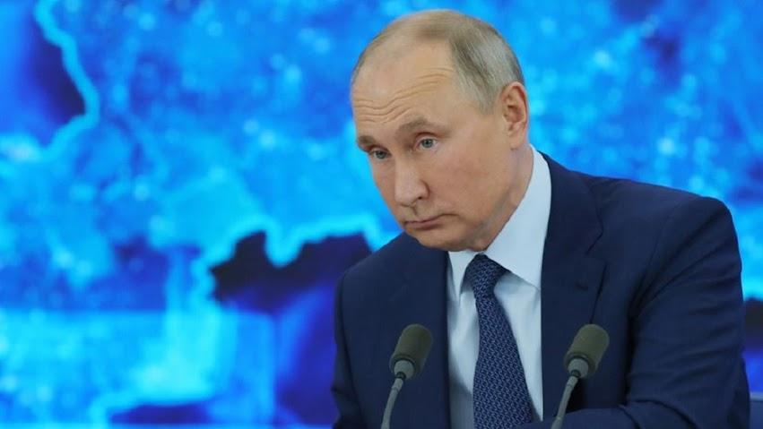 """Πούτιν για Μπάιντεν: """"Του εύχομαι υγεία"""""""