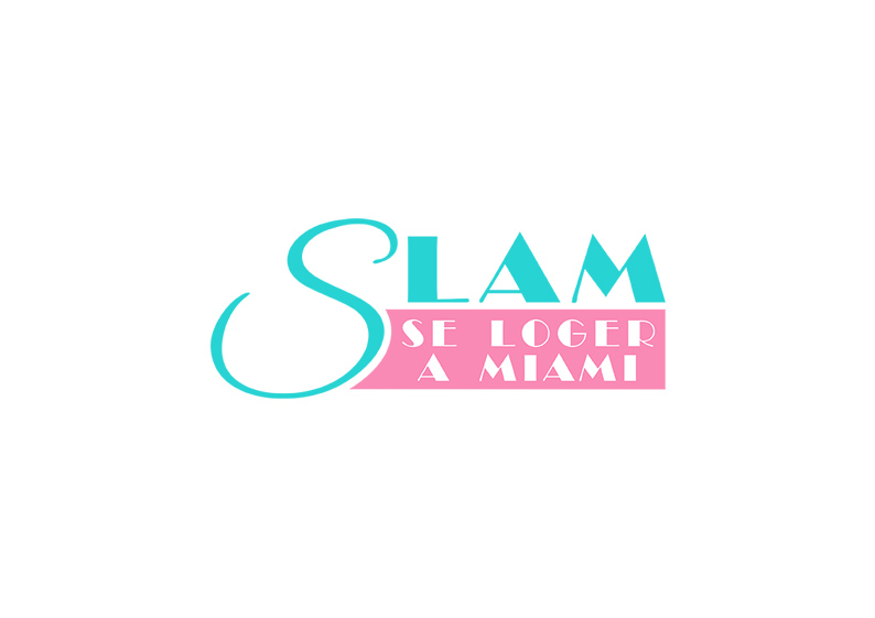 logo luxe turquoise rose