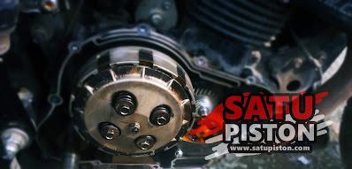 √ Biaya Jasa Ganti Kampas Kopling Motor, Siapkan Segini !!
