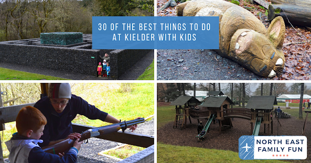 30 of the Best Things to do at Kielder with Kids
