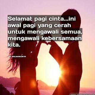 Kata Cinta Pagi Hari Untuk Suami Katakan Cinta