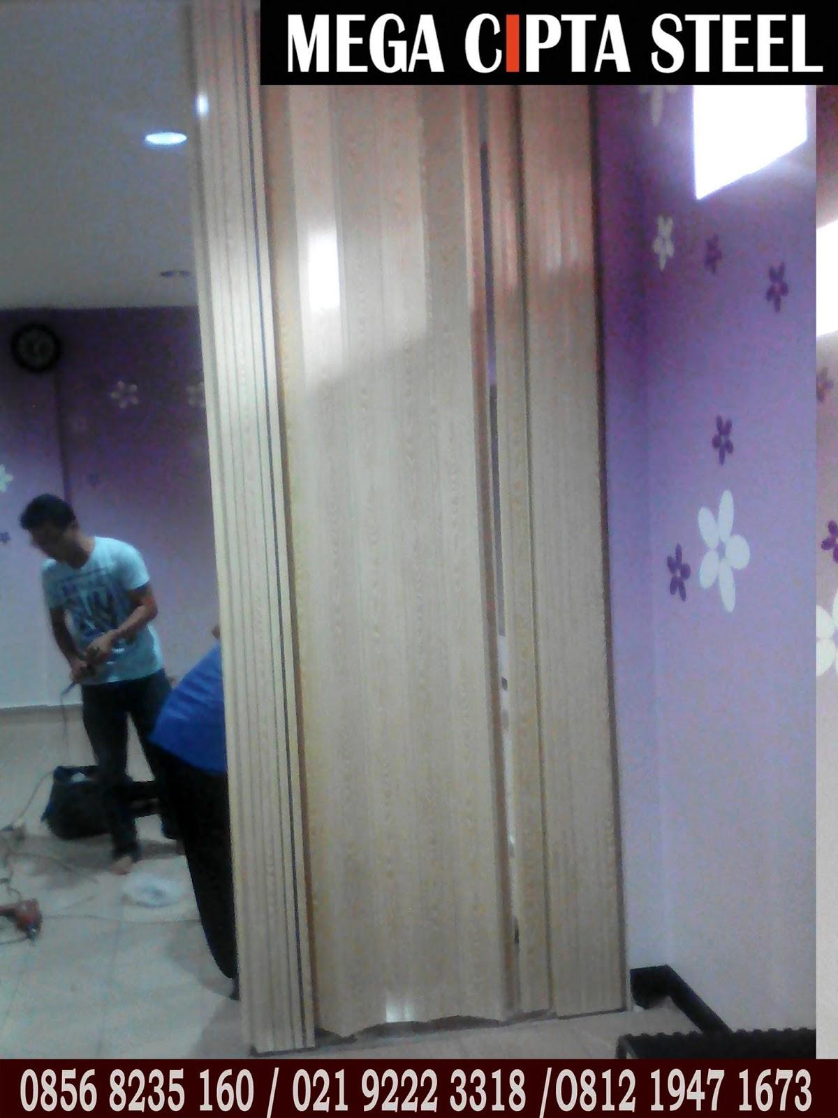 Harga Folding Door PVC Jakarta - Bekasi: FOLDING DOOR PVC DAN ...