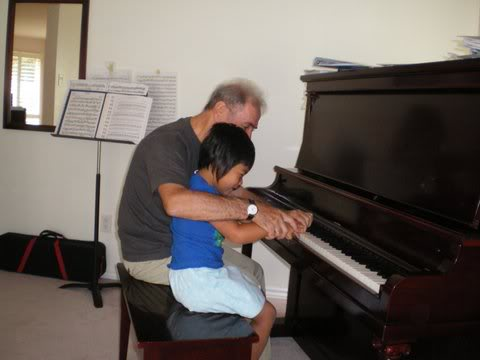 Piano Lessons in Toronto, Markham, Richmond Hill