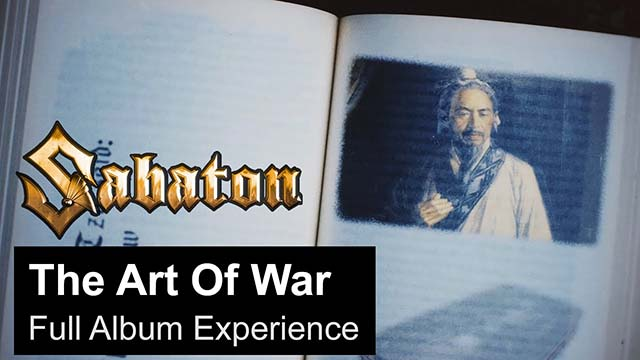 "Sabaton - ""The Art Of War"" (Full Album Experience)"