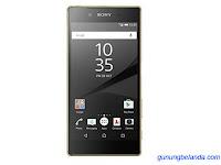 Cara Flashing Sony Xperia Z5 E6653 Nougat 7.1.1 Via Flashtool