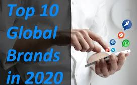 Top 10 World's most Valuable Brands of 2020 - Zain Tech