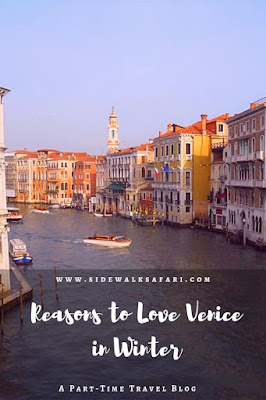 Reasons to love Venice in winter