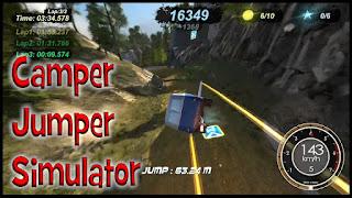 Download camper Jumper Simulator For PC Free