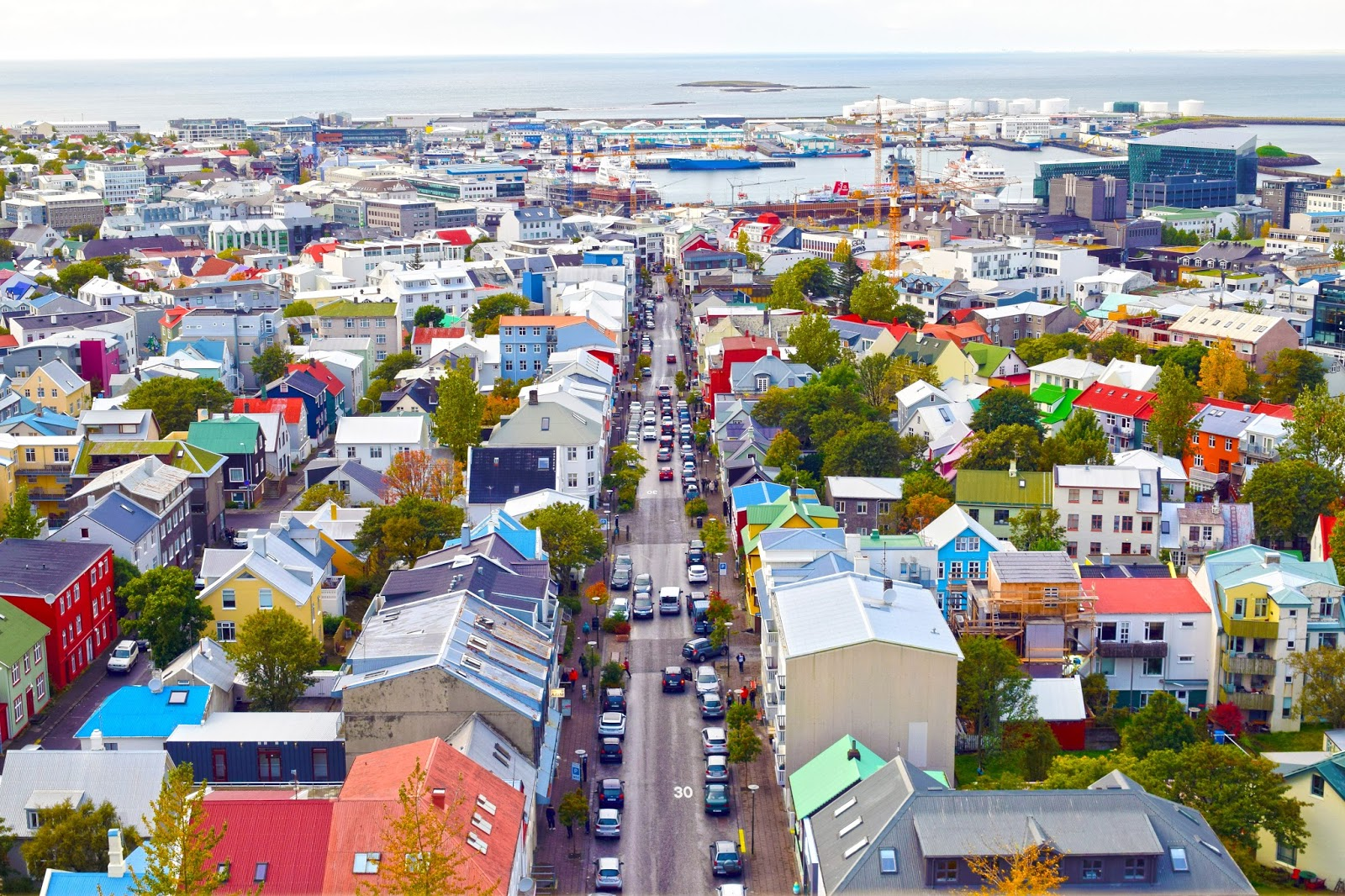 Travel Guide: Iceland, Part One, Reykjavik