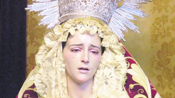 Horario e Itinerario Rosario de la Aurora de la Virgen de las Mercedes. Jerez de la Frontera 28 de Septiembre del 2021