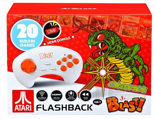 The Edge: AtGames Atari Flashback Blast! Vol. 1