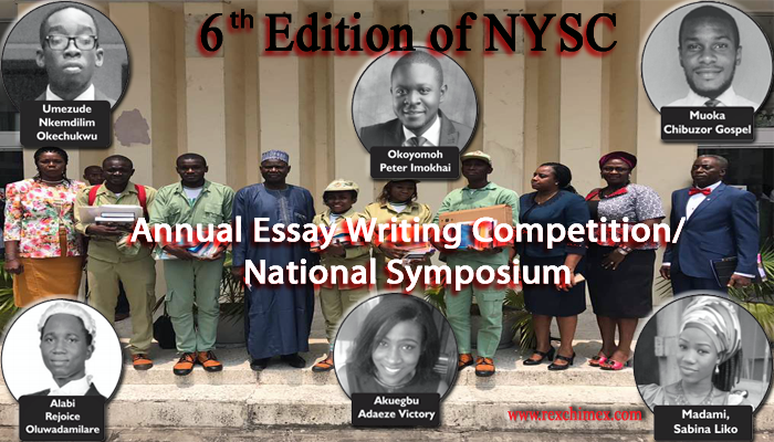 bsn nysc essay competition