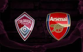 مشاهدة مباراة أرسنال و كولورادو بث مباشر اليوم 16-7-2019 في مباراة ودية