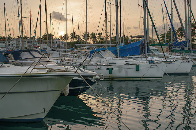 Marina de Pointe du Bout