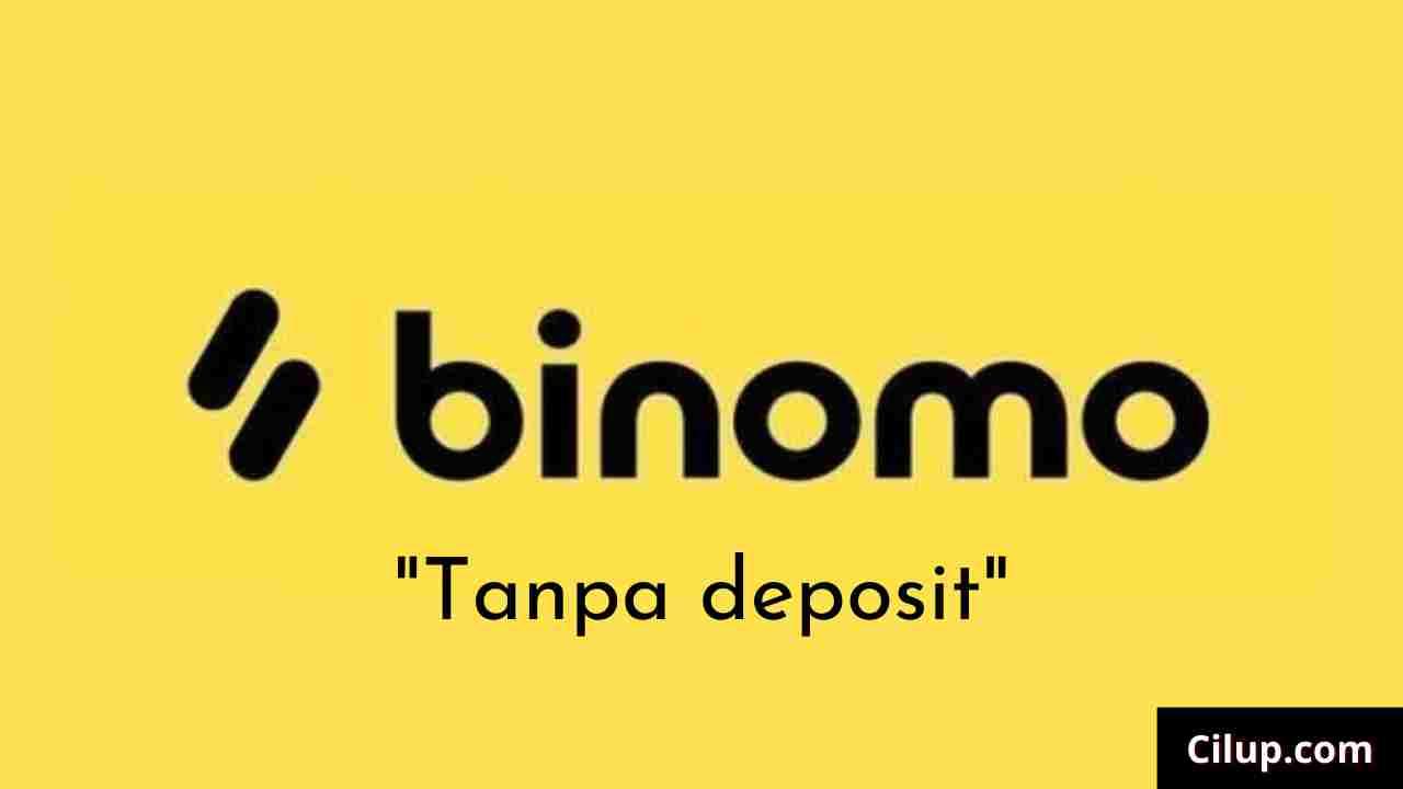 Cara Mendapatkan Saldo Deposit Gratis Di Aplikasi Binomo