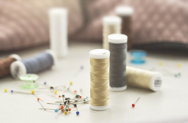 Sewing thread from A to Z