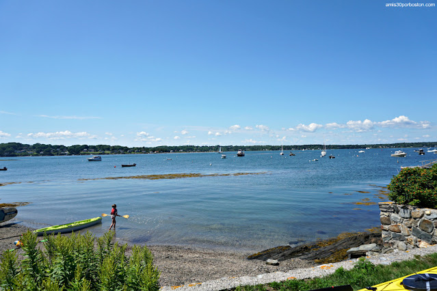 H2Outfitters en Orr's Island, Maine