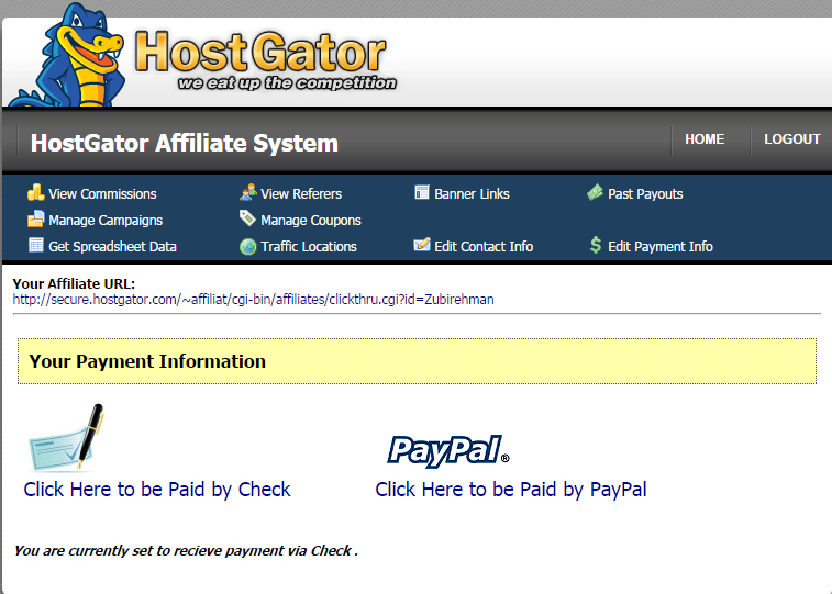 is the Web Hosting Service to a greater extent than or less the globe Easy Earning With Host-Gator Affiliate Program