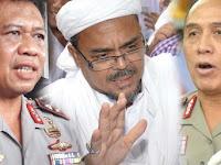 Penetapan Tersangka Habib Rizieq, Ini Kata FPI