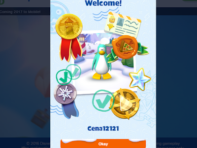 Preregister for Club Penguin Island