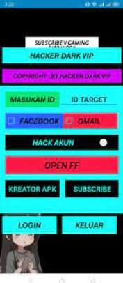 Hacker Dark Vip Apk Download