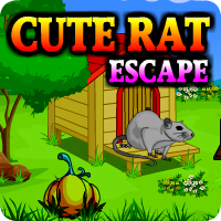 Play AvmGames Cute Rat Escape