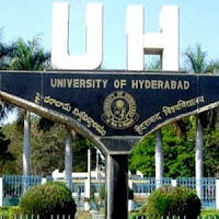 University Of  Hyderabad invites applications for the following vacancies(Non-Teaching vacancy of Junior Engineers)