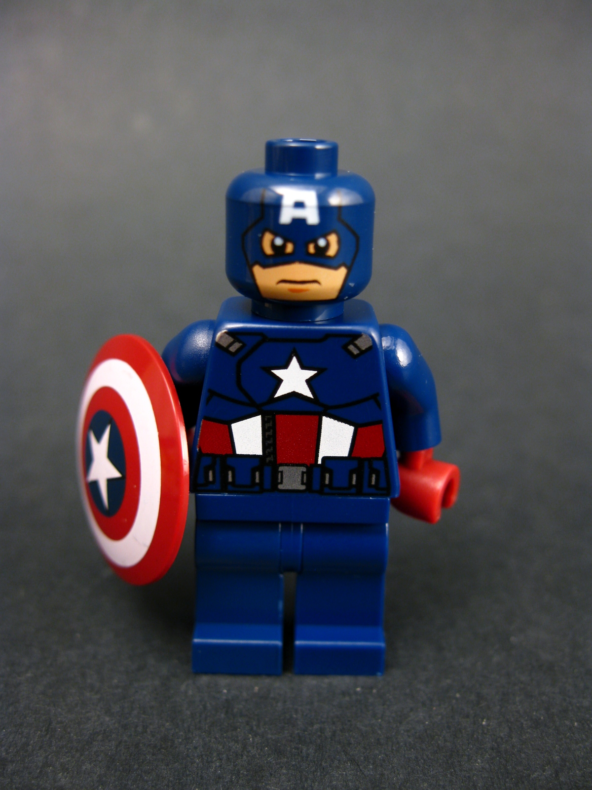 Chase variant lego the avengers captain america 39 s avenging cycle - Lego capitaine america ...