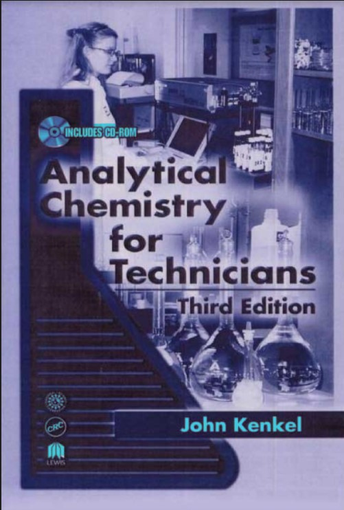 Analytical Chemistry for Technicians, Third Edition in pdf