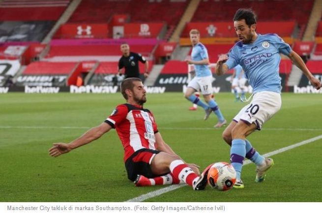 Southampton vs Manchester City 1–0 Highlights