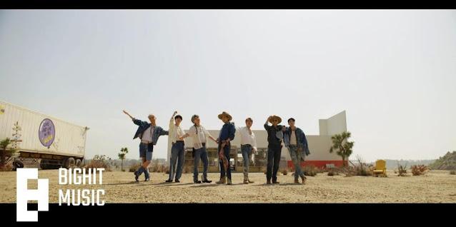 Download lagu BTS Permission to Dance MP3