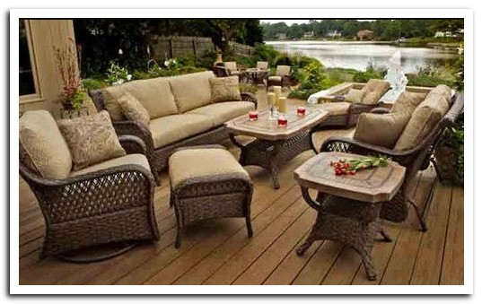 ZumamaHome Wegmans Patio Furniture Elegant