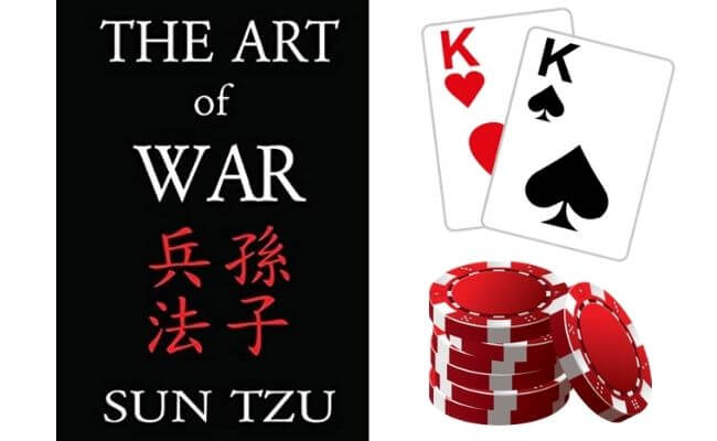Poker Strategy Advice From The Art of War
