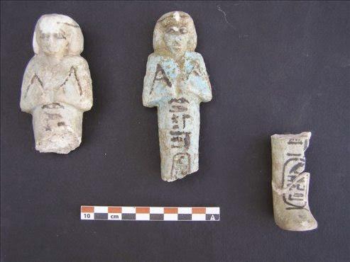 karomama - Hallan la tumba de la reina Karomama, esposa de un faraón de la XXII dinastía