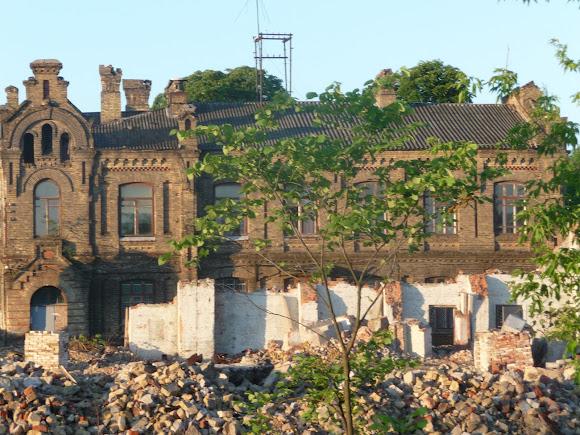 Конотоп. Покинуті і зруйновані будівлі КВРЗ