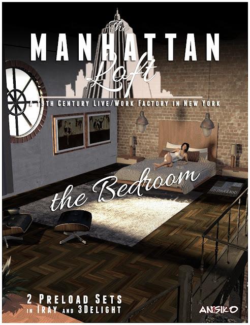 Manhattan Loft: Bedroom Expansion