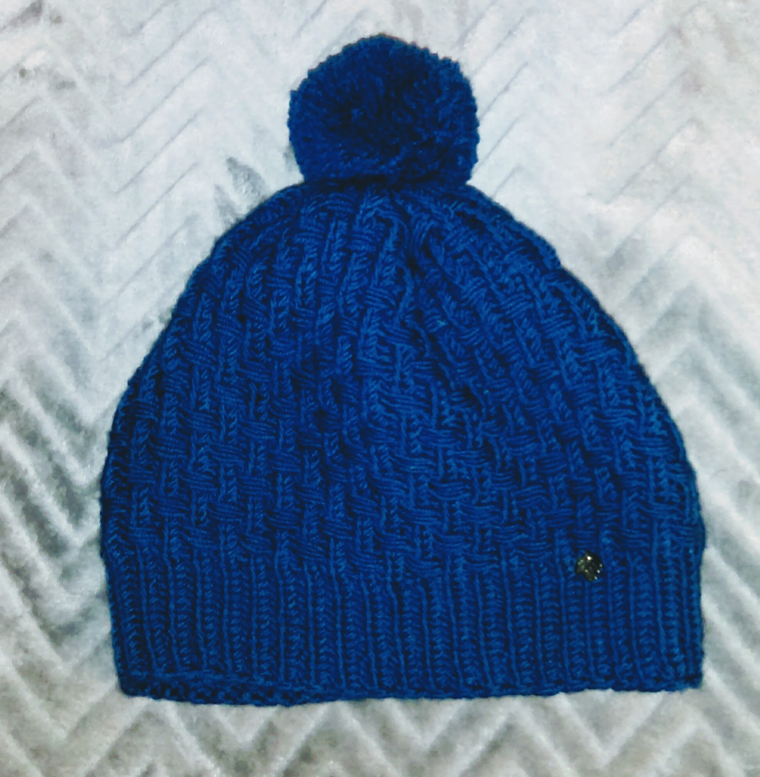 O tym, że zimą czapka jest absolutnie niezbędna.