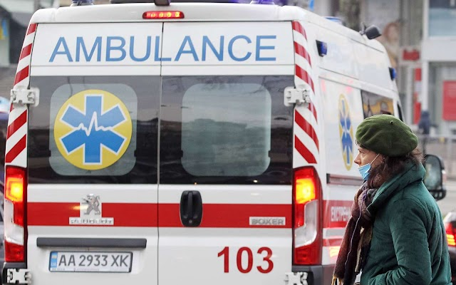 Ukrajnában csaknem hétezerre nőtt az egy nap alatt feljegyzett új betegek száma