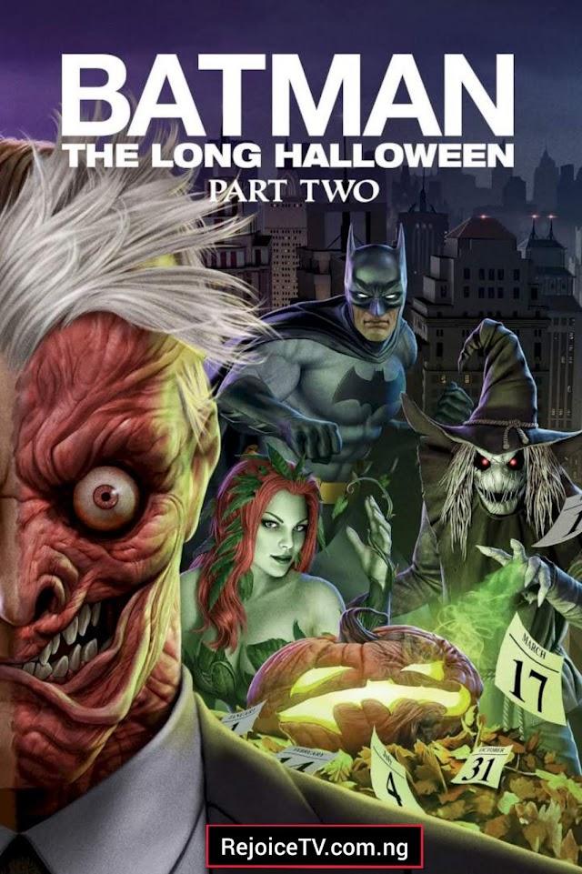 [Movie] Batman: The Long Halloween, Part Two (2021)