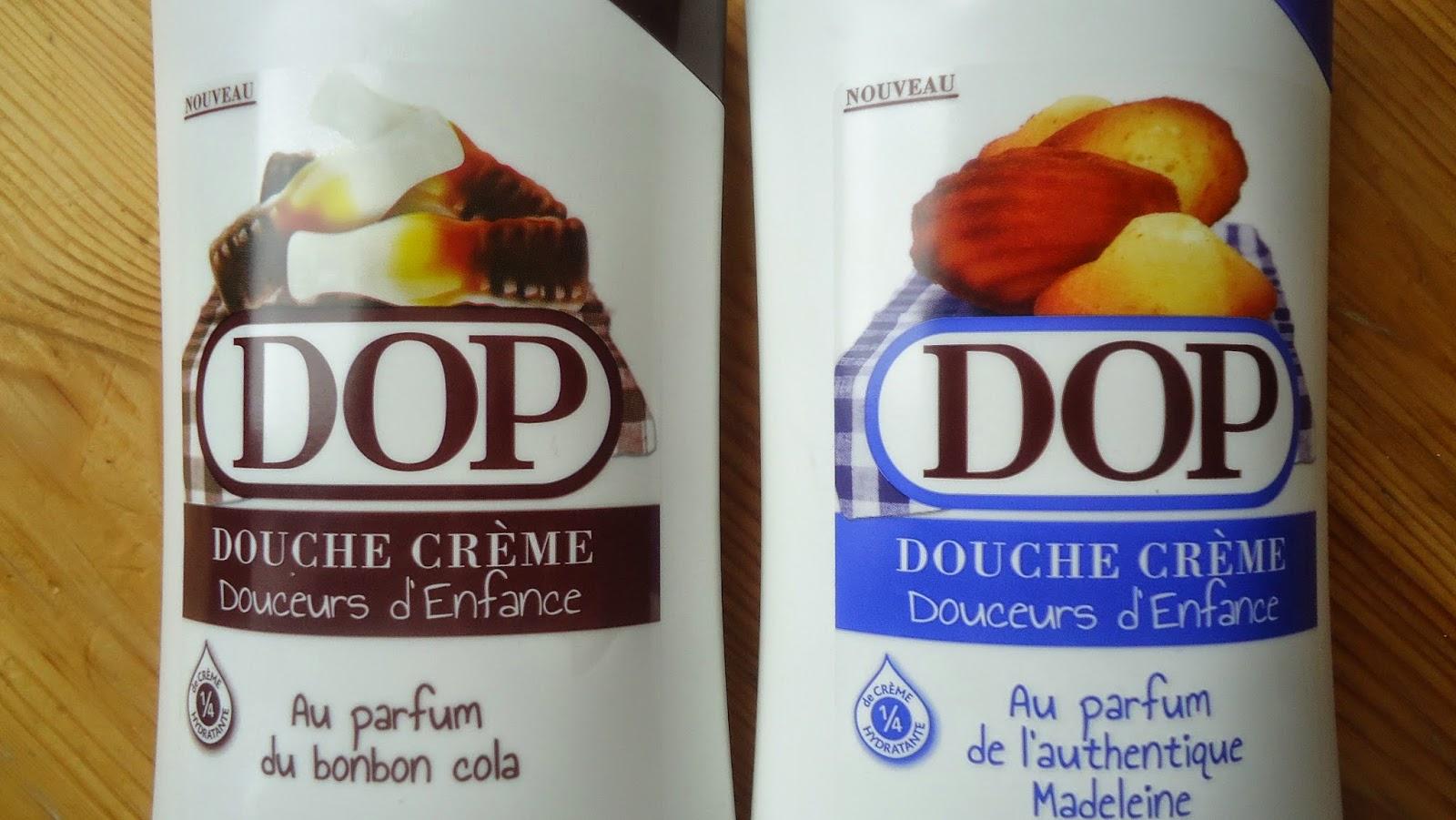 dop gels douche douceur d'enfance