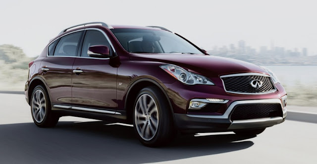 Infiniti QX50 2017 Review UK